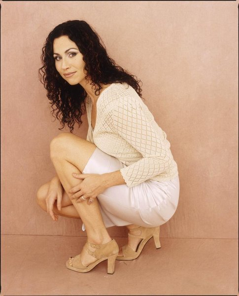 With you minnie driver feet for