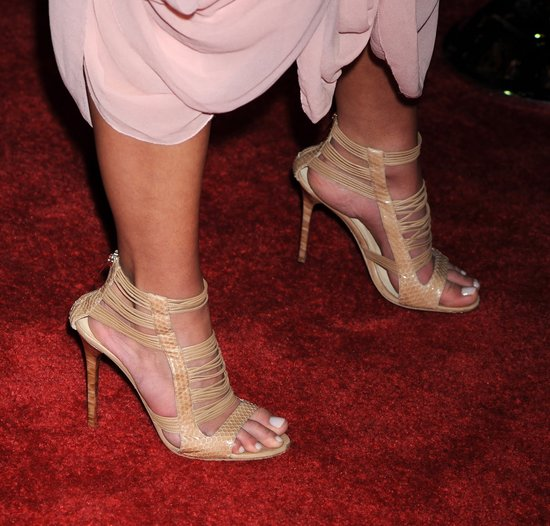 Jordana Brewster Feet