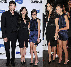 demi moore daughters